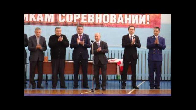 День памяти экс-прокурора республики Сайфихана Нафиева в Дрожжаном