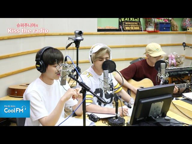 데이식스 DAY6 'Yesterday' 라이브 LIVE / 160603[슈퍼주니어의 키스 더 라디오]