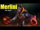 Merlini Lion vol 330 Dota 2 MMR