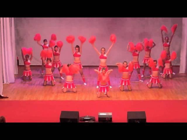 Черлидинг / Cheerleading
