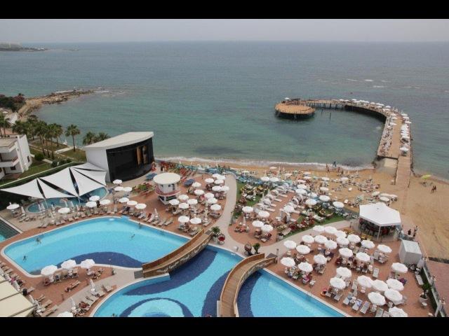 AZURA DELUXE RESORT SPA HOTEL, TURKEY