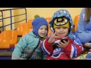 Турнир-документальный фильм о детском хоккее.