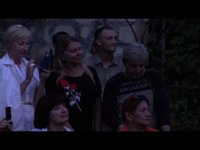 Виталий Макукин - (Севастополь,GREEN JAZZ FEST, Зелёная Пирамида, 6.06.2016)