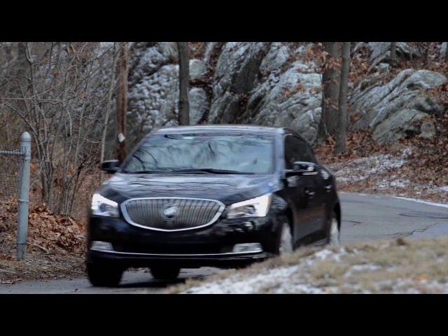Buick LaCrosse AWD    Blackautoclub   