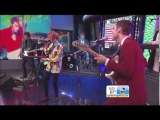 La Roux - Uptight Downtown live on Good Morning America