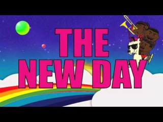 2016: The New Day Theme Song ''New Day, New Way'' Titantron HD