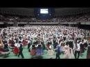 Japonia polonez na 2500 osób w choreografii Zespołu Pieśni i Tańca SGH