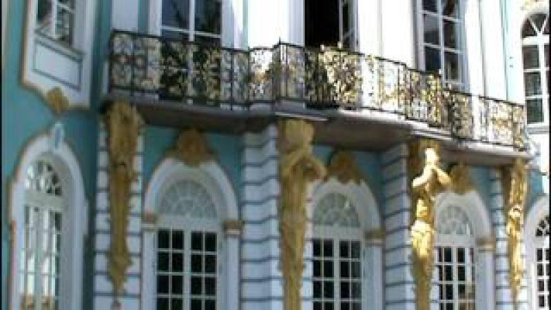 Эрмитаж - место уединения эпохи барокко.