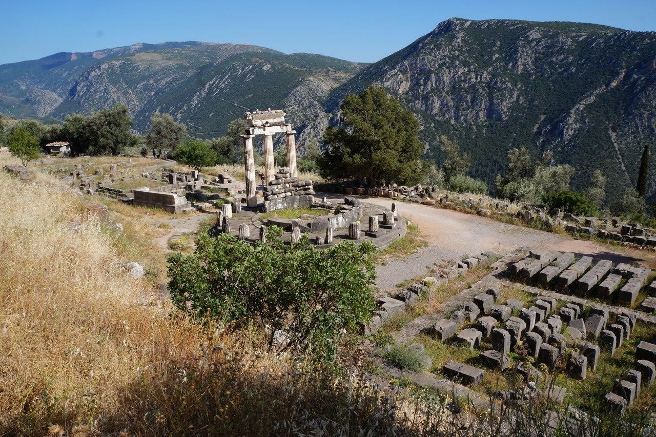 ТОП-10 мест в Греции, которые стоит посетить