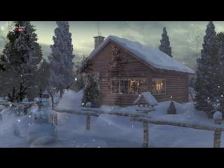 С РОЖДЕСТВОМ ХРИСТОВЫМ, друзья ⁄ КРАСИВОЕ ПОЗДРАВЛЕНИЕ merry christmas 2016