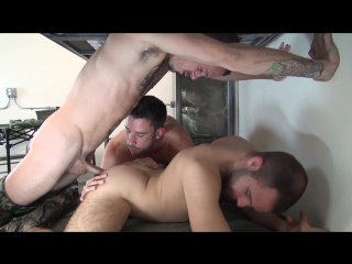 Армейская оргия #gay #porn #orgy #army #bareback