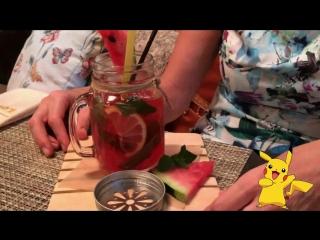 арбузный лимонад лавсуши