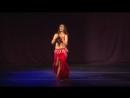 Chanel Ema Arobas Belly Dance 2015