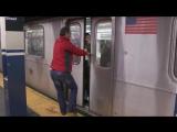 Не успевшие сесть на поезд