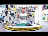 Как сделать гироскоп из HDD своими руками How to make a DIY gyroscope made from HDD