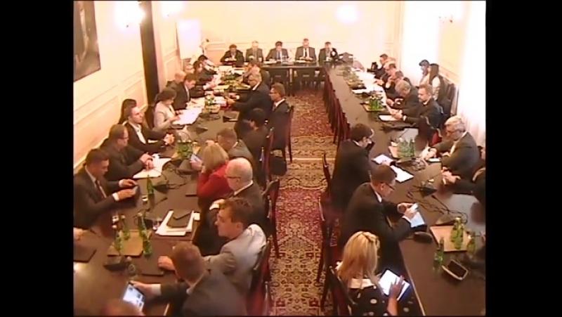 11. 05. 2016 - Komisja Łączności z Polakami za Granicą Komisja Spraw Zagranicznych