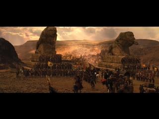 Принц Персии Пески времени/Prince of Persia: The Sands of Time (2010) О съёмках (русский язык)  ;Дастан - Принц Персии