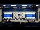Пресс-конференция Руководителя Федерального дорожного агентства Романа Старовойта в ИА ТАСС
