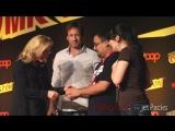 New York Comic Con - 2013 - X-Files panel MARRIAGE PROPOSAL!!!