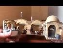 Обзор на лего звёздные войны Mos Eisley Cantina 75052
