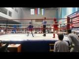 Первые соревнования Арслана (красный угол)