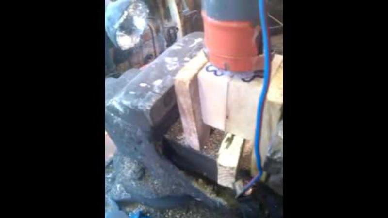 Видео литьё пластмассы в домашних условиях