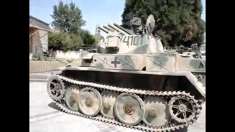 Танк PzKpfw II Ausf L «Luchs».