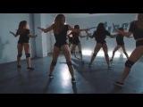 ONLY. Twerk choreo by Anna Volkova. (Nicki Minaj feat. Drake, Lil Wayne &amp Chris Brown)