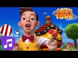 Lazy Town The Mine Song Music Video