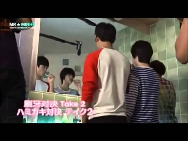 Minho Sulli (Minsul scenes) BTS TTBY DVD Part 2