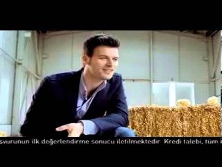 Akbank Kıvanç tatlıtuğ ilker ayrık reklamı 3
