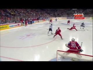 Чемпионат мира среди молодежных команд по хоккею. Финал. Россия - Финляндия, 2-1