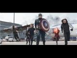 первый мститель противостояние - 2 новый трейлер (все герои марвел в одном фильме)