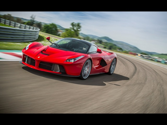 Top Gear 950hp Ferrari LaFerrari 2015 HD Trailer