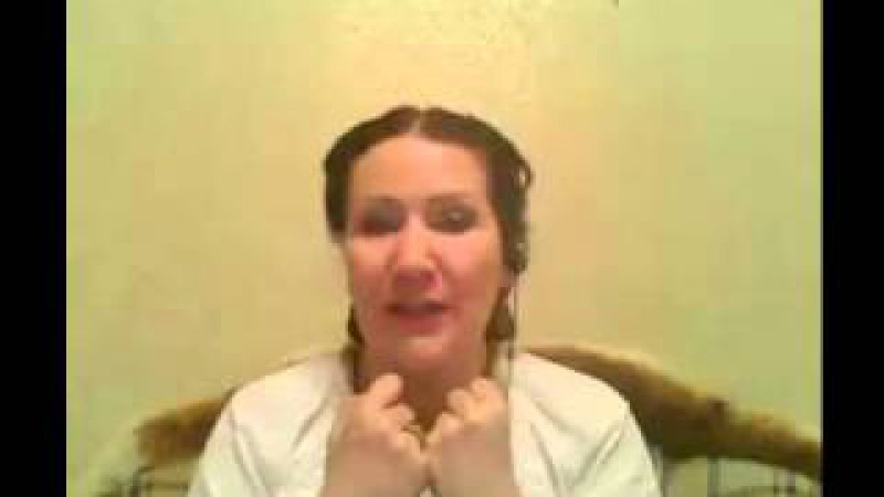 Алла Громова . Ритуал чистки матки . Вебинар 18/04/16 Три грации.
