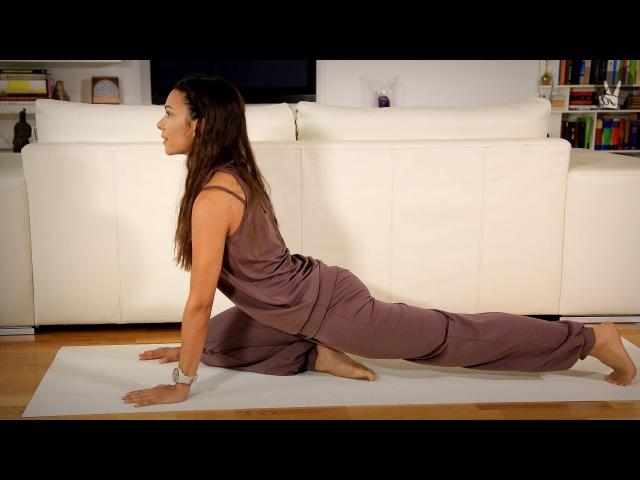 Slim Yoga Anfänger: Schlank, fit und sexy!