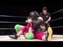 Female Submission Wrestling  Star Fire vs Momo Watanabe