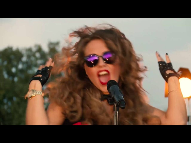 Живая музыка на праздник кавер группа HoT STuFF - Bad Girls, эфир ТКР, Рязань