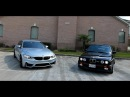 BMW E30 M3 F83 M4 Video Shoot