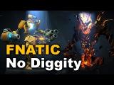 FNATIC vs No Diggity - EPICENTER Lan Wildcard Dota 2