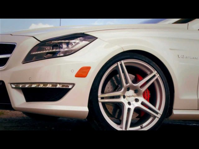 W218 MERCEDES CLS63 AMG / INCURVE WHEELS IC-S5 DEEP CONCAVE WHEELS/RIMS