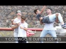 DUELE EL CORAZON - Adexe Nau ft. Iván Troyano JM [Lyrics] (Enrique Iglesias ft. Wisin cover)