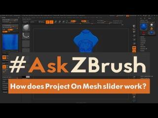 #AskZBrush -