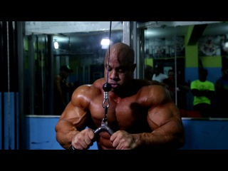 Victor Martinez Trains for Mr.Olympia 2016