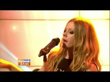 Avril Lavigne - Here's to Never Growing Up @ Live at Daybreak (UK) 12072013