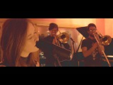 Booka Brass Band Feat. Orla Gartland - Running Up That Hill