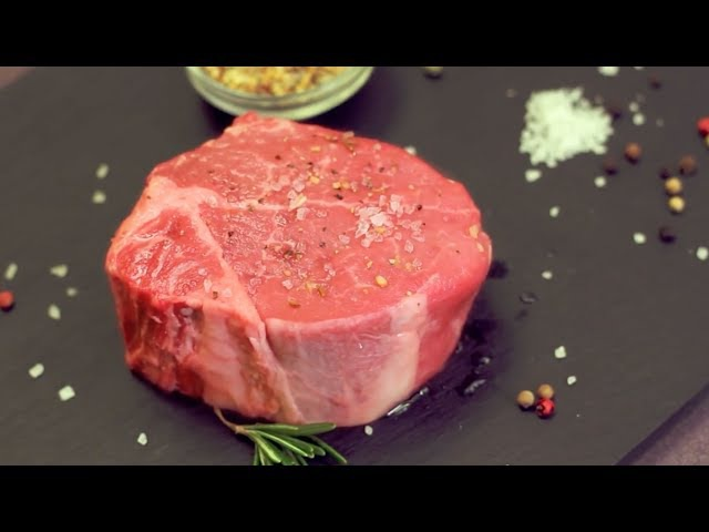 How to Grill a Filet Mignon