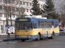 Женщина труженица Венера Казакова водитель троллейбуса