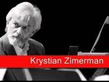 Krystian Zimerman (ф-но) - Фантазия фа минор, Op. 49 (муз. Фредерика (Фридерика) Шопена)