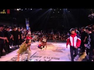 Team Japan vs Double Kill | Hustle & Freeze 2015 | top4 | Strife.